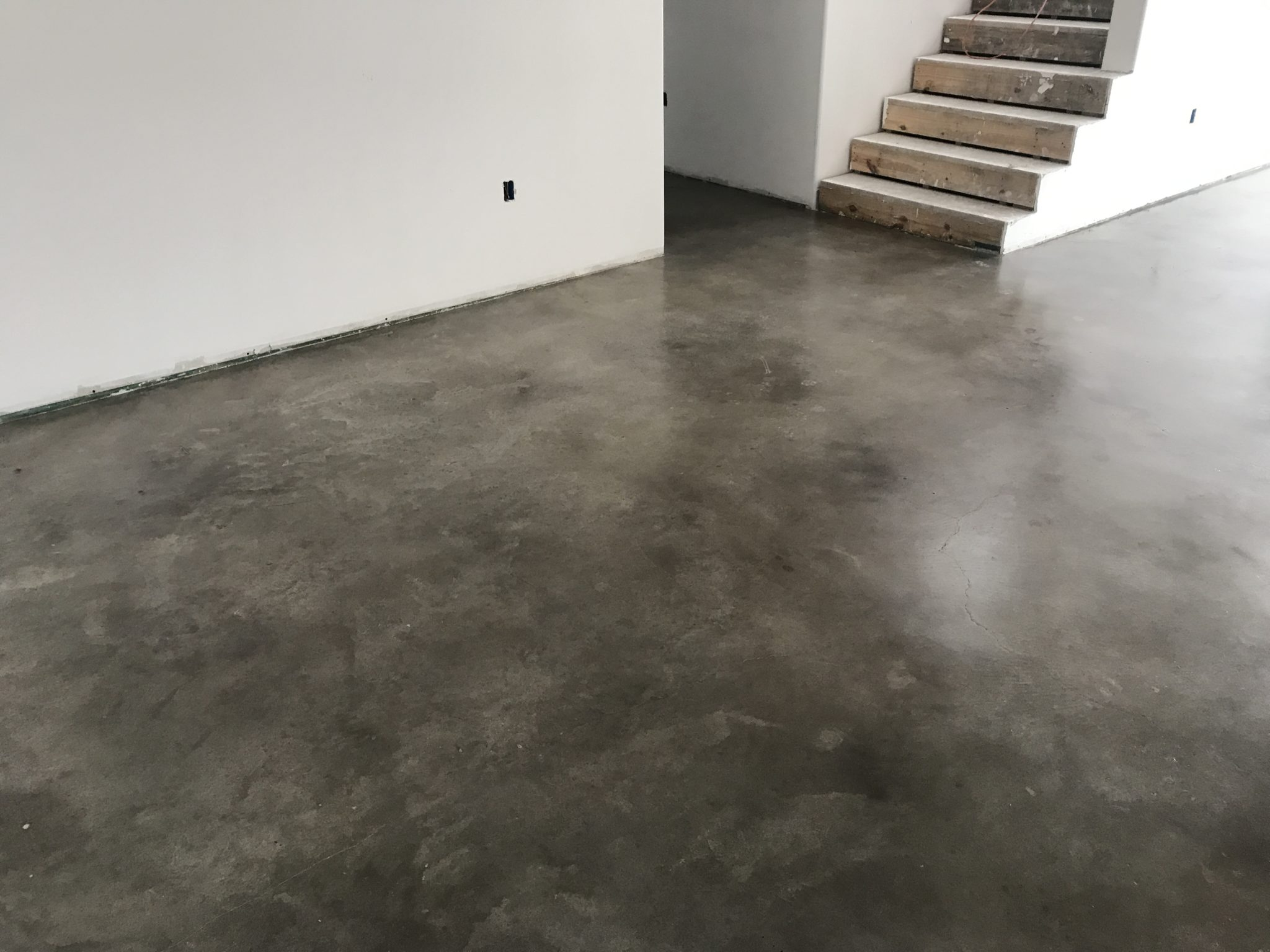 Stained Concrete Austin