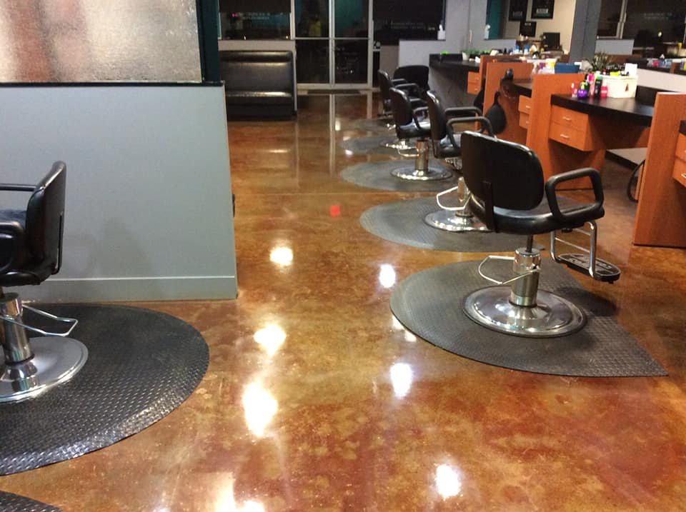 ATX Stained Concrete | Stained Concrete Austin, Epoxy